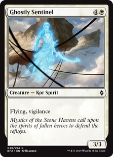 Ghostly Sentinel BFZ