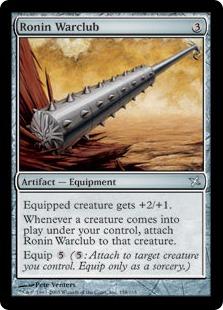 Ronin Warclub BOK