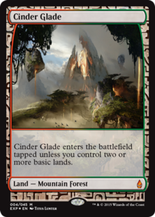 Cinder Glade EXP