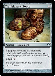 Trailblazer's Boots ZEN