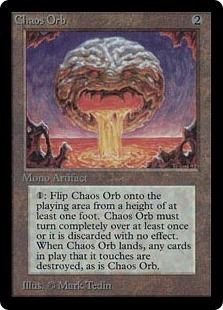 Chaos Orb 2E