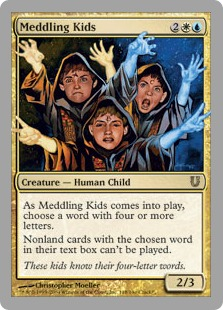 Meddling Kids Magic The Gathering Wiki Fandom Powered