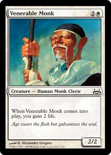 Venerable Monk DDC