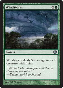 Windstorm DDD