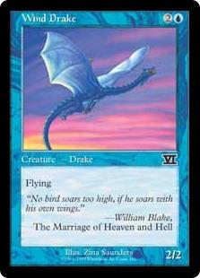 Wind Drake BR