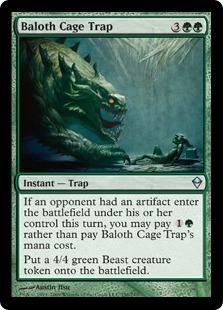 Baloth Cage Trap ZEN