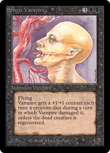 Sengir Vampire 2E
