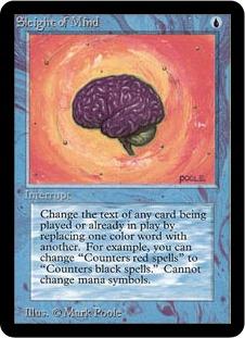 Sleight of Mind 1E