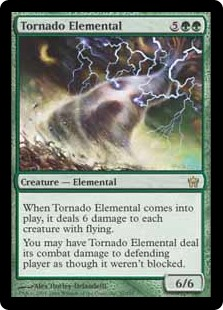 Tornado Elemental 5DN