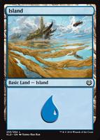 Island KLD 253