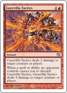 Guerrilla Tactics 9ED