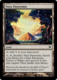 Naya Panorama ALA