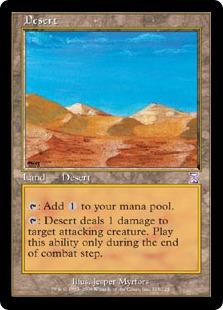 Desert TSB