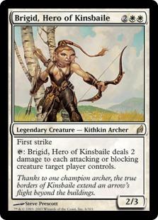 Brigid, Hero of Kinsbaile LRW