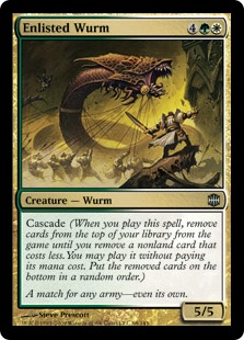 Enlisted Wurm ARB