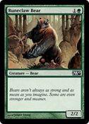 Runeclaw Bear M10