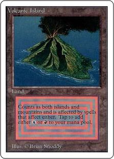 Volcanic Island 2U