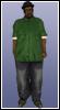 Skin 269 Gangsta