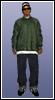 Skin 271 Gangsta