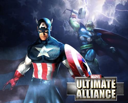 File:Marvel ultimate-alliance video-game captain-america thor (1).jpg