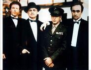 Sonny, Vito, Jerry, Fredo