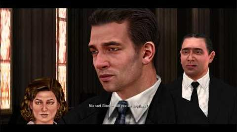 The Godfather Game - Baptism By Fire (Faja) & Ending (Cutscenes)