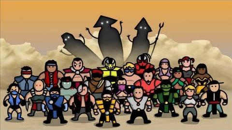 LORE - Mortal Kombat Lore in a Minute!