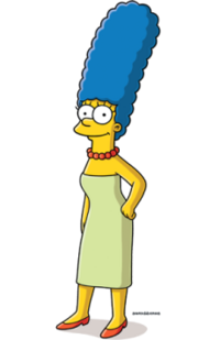 230px-Marge Simpson