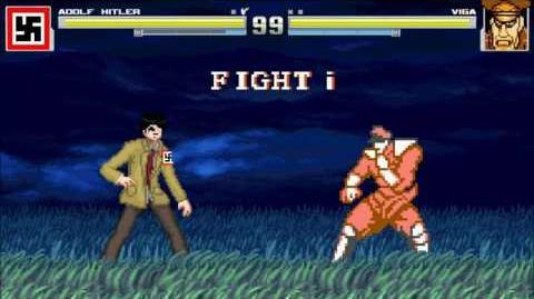 Mugen - Anime Hitler vs