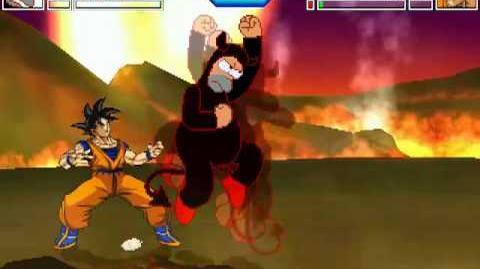 Mugen Goku Vs Homero el Malo