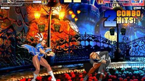 MUGEN Extra Stages Download - BlazBlue Halloween HD