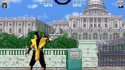 Brawl Mugen Arcade Runs Scorpion