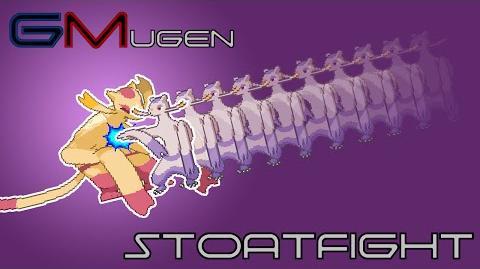 GMᴜɢᴇɴ - Stoatfight