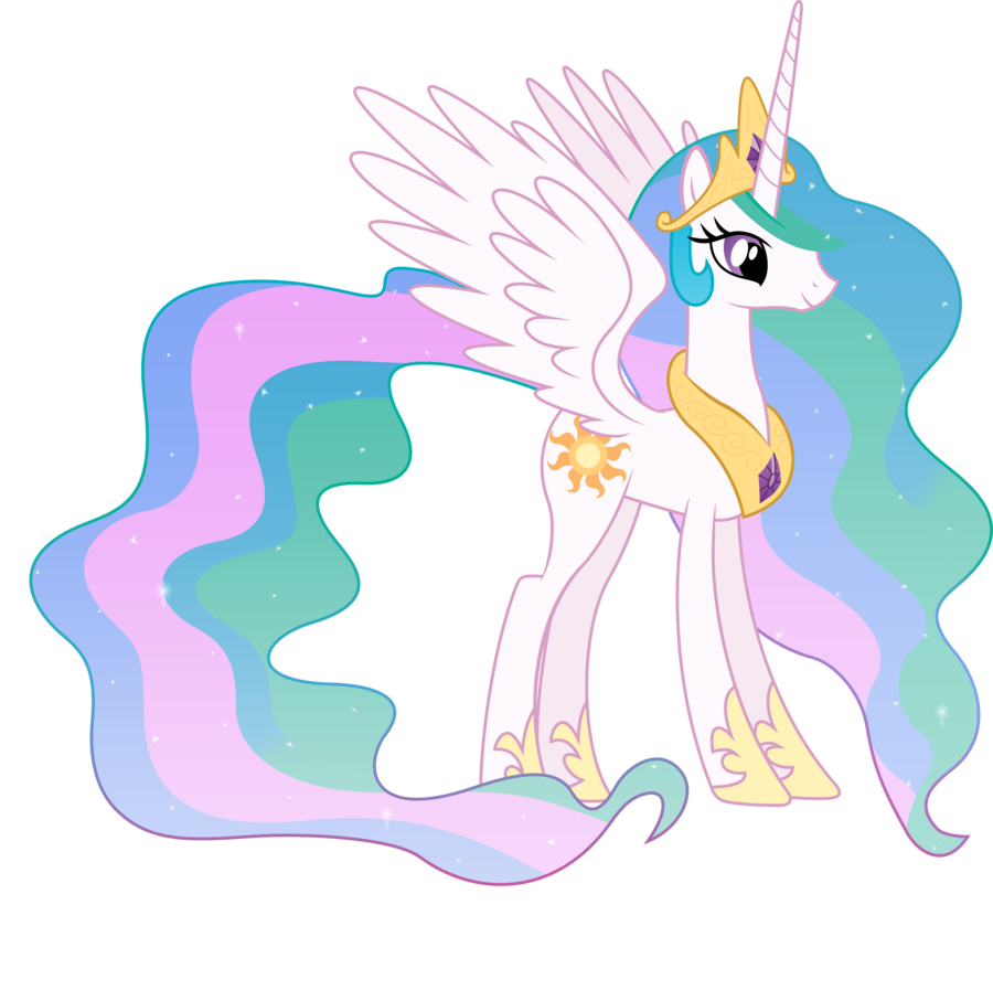 Princess celestia mugen database fandom powered by wikia - Princesse poney ...