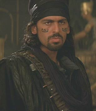 oded fehr parents
