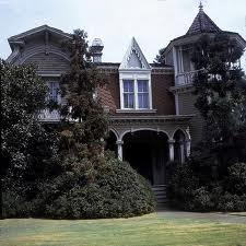Munster mansion now