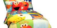 Sesame Street bedding (Jay Franco)