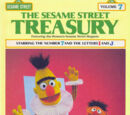 The Sesame Street Treasury Volume 7