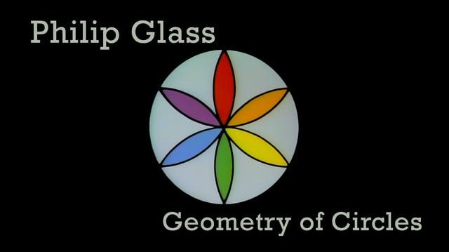 Philip Glass - Sesame Street - Geometry of Circles