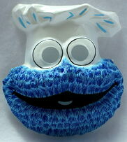 Ben cooper 1979 halloween costume cookie monster 4
