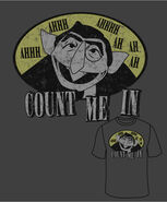 Count Me In Tshirt