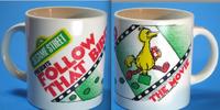 Follow That Bird mug