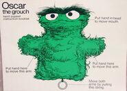Oscar puppet booklet 1