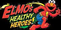Elmo's Super Heroes!