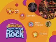 FraggleRockLiveByRuleofRockMainMenu