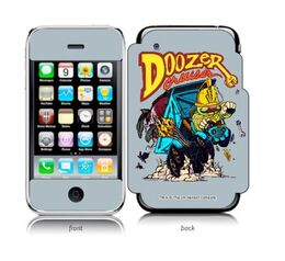 Fraggle Rock iPhone Skin 2