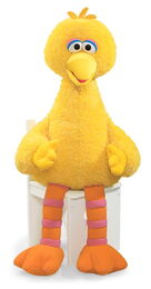 Gund 2008 jumbo big bird 1