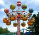 Big Bird's Balloon Race