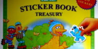 Sticker Book Treasury
