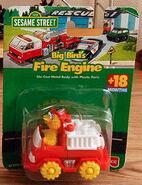 Big birds fire engine words